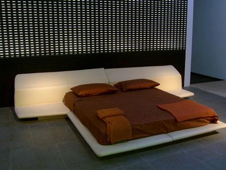 кровать после химчистки