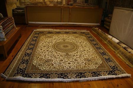 ковровое покрытие после чистки
