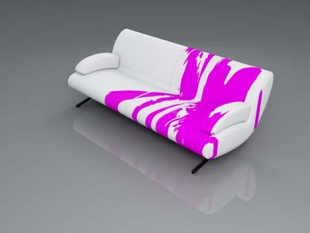 пятна на мягкой мебели