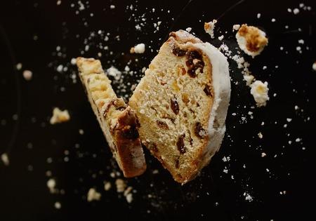 пятно от пирога